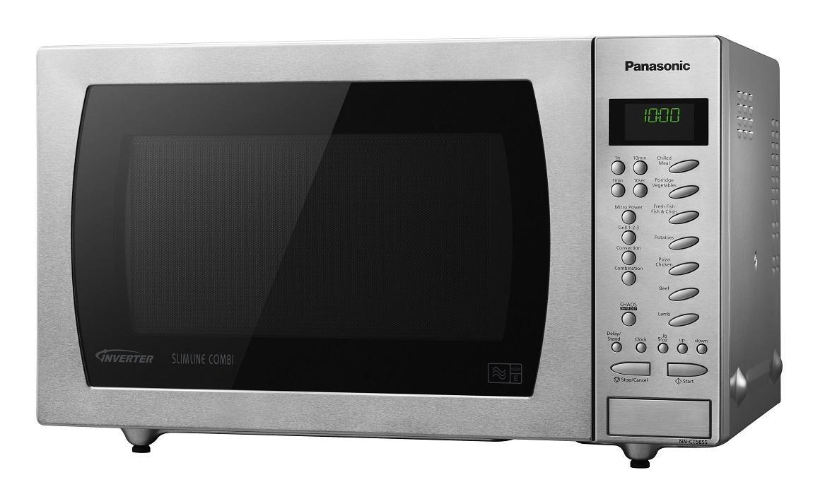 Panasonic Nn Ct585sbpq 1000w Combination Microwave Oven 27