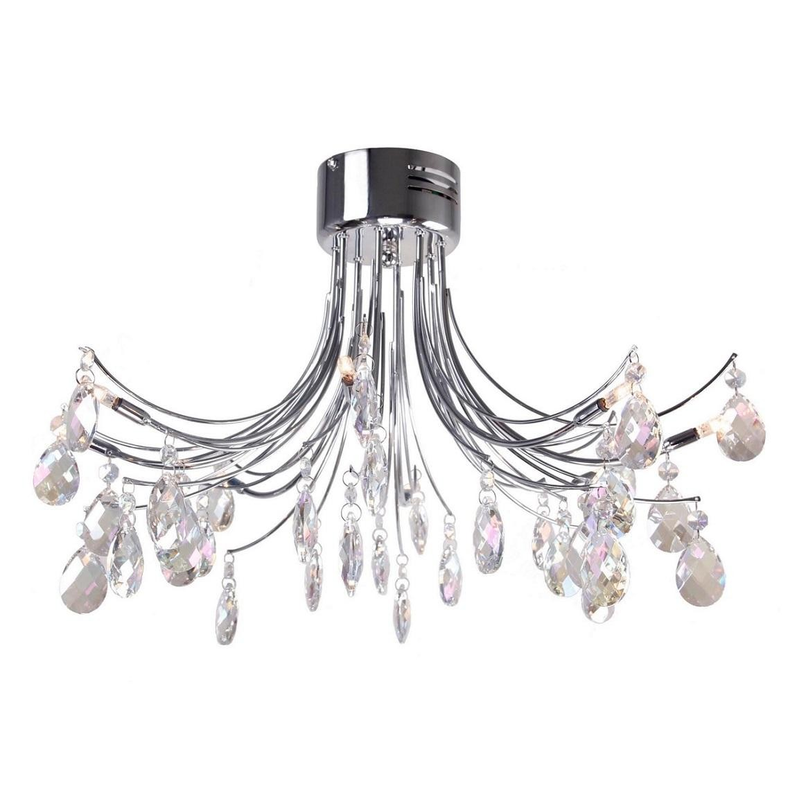 Debenhams Home Collection 'Zoe' Flush Low Ceiling Light