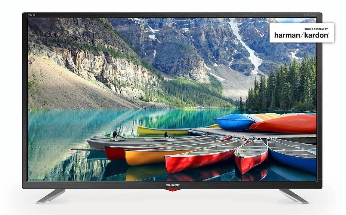 Sharp LC-40FI5342KF 40 Inch SMART Full HD LED TV Freeview ...