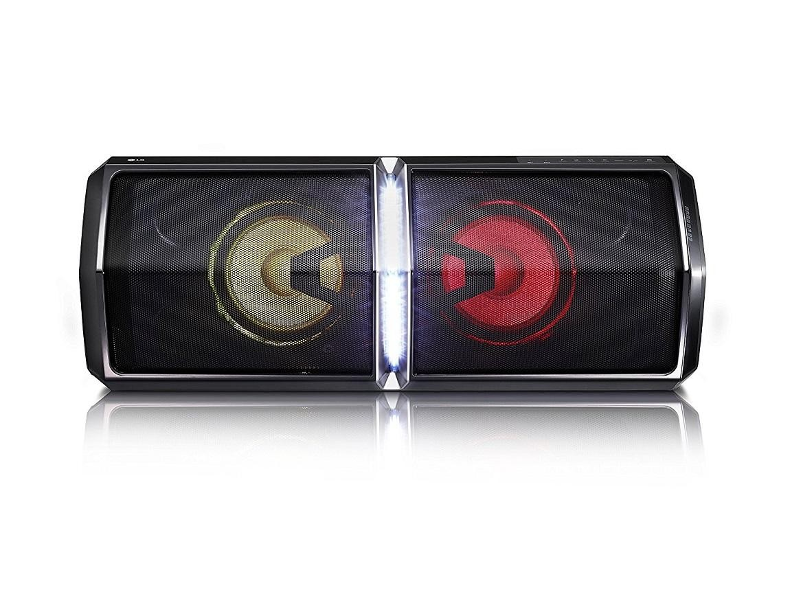 Lg Fh6 Loudr 600w Wireless Boombox Speaker Bluetooth Led
