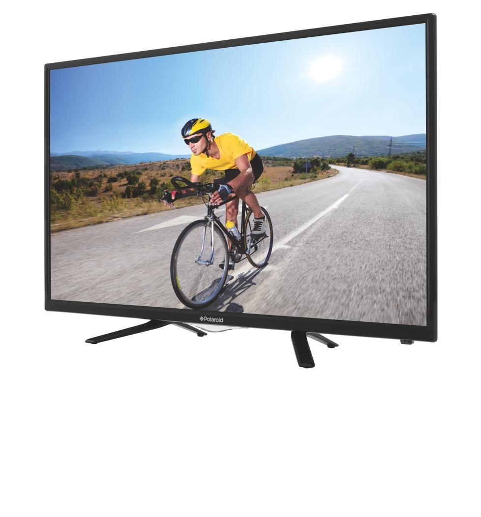 Polaroid MSDV3233-U3 32 Inch HD Ready LED TV Built In