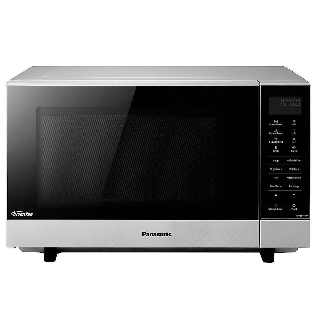 Panasonic Nn Sf464mbpq Solo Flatbed Microwave 27 Litre
