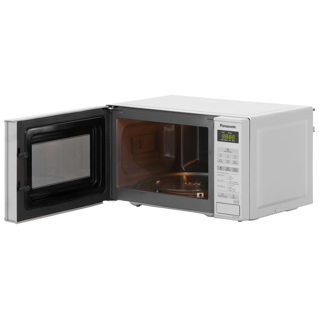 Panasonic Nn E281mmbpq 800w 20 Litre Microwave Oven