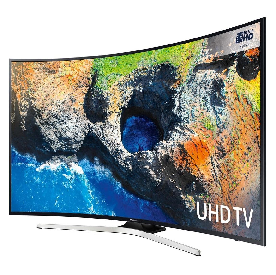 Samsung UE49MU6220 49 Inch Curved SMART 4K Ultra HD HDR