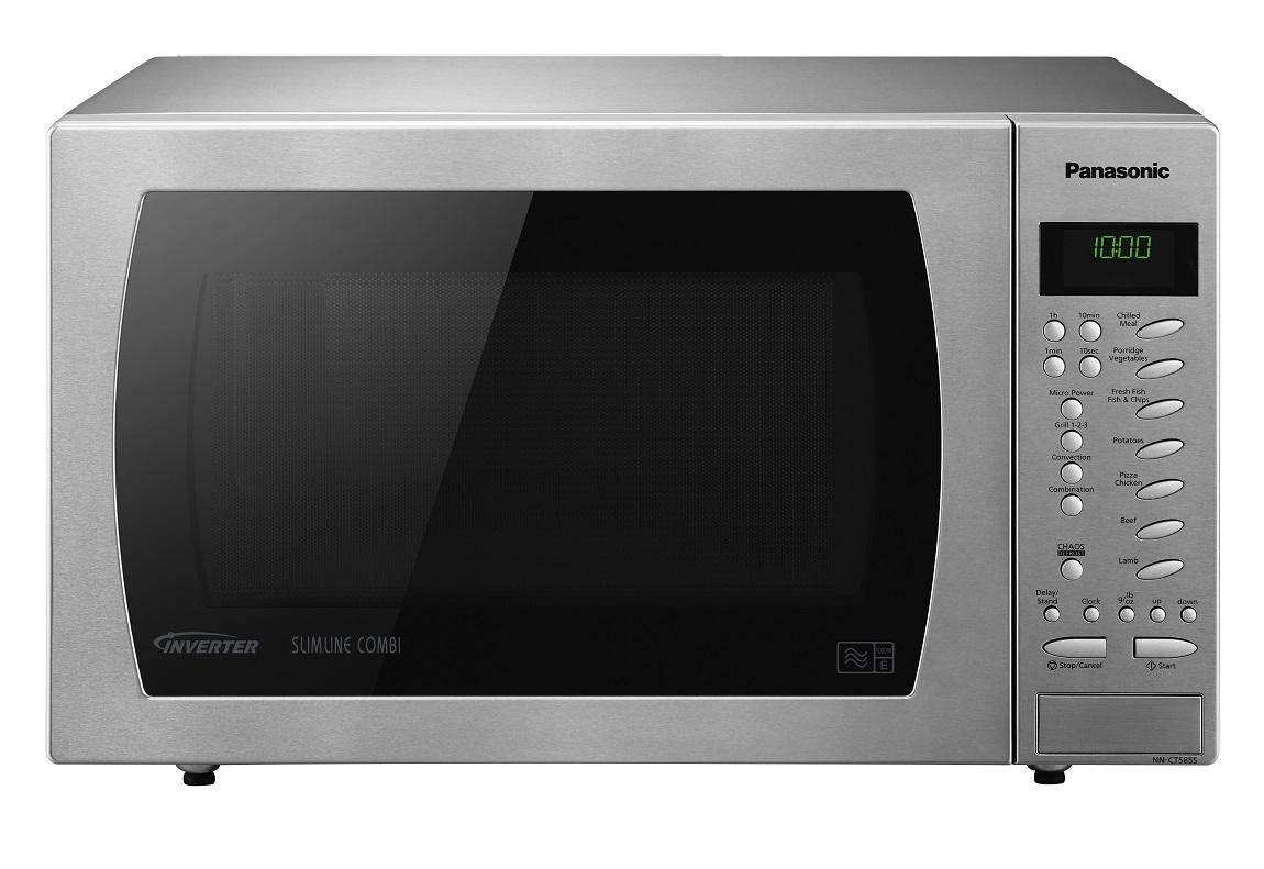 Panasonic Nn Ct585sbpq 1000w Combination Microwave Oven 27