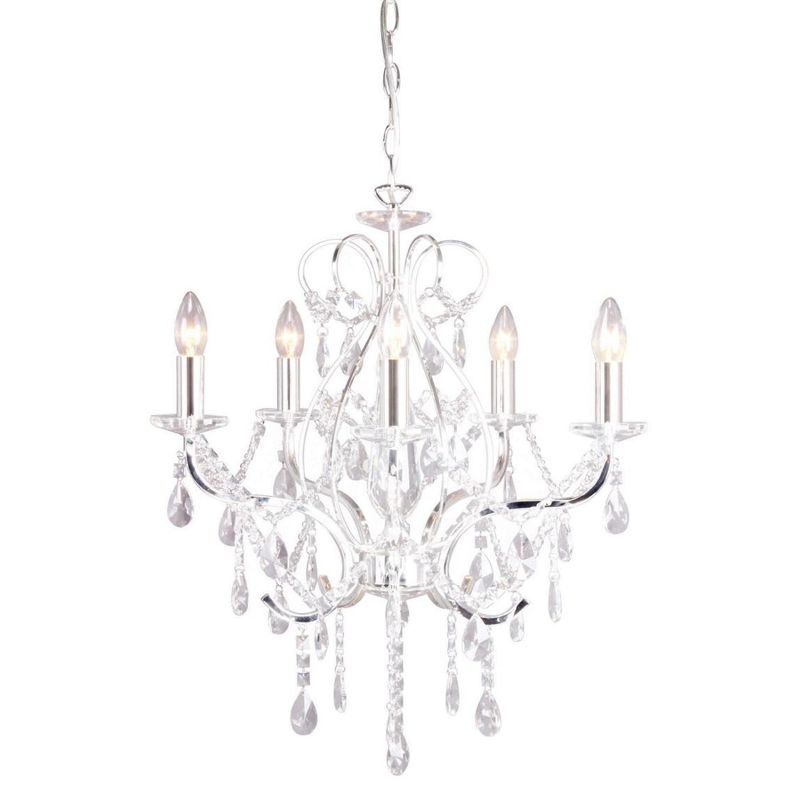 Debenhams Home Collection 'Avery' Chandelier Ceiling Light