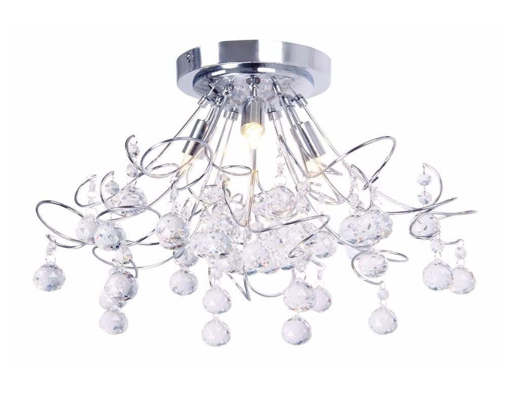 Ceiling Lights Home Bargains : Debenhams home collection mary flush ceiling light fitting