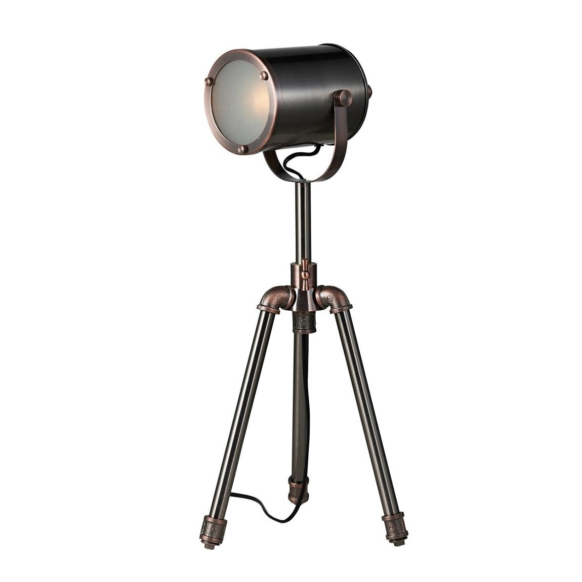 Debenhams home collection jake tripod table lamp electrical deals aloadofball Choice Image