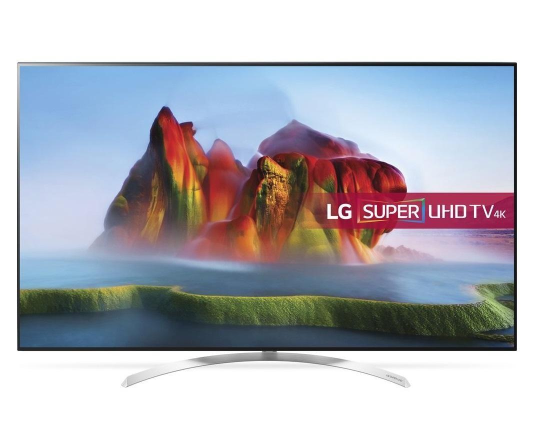 LG 65SJ850V 65 Inch SMART 4K Ultra HD HDR LED TV Freeview Play USB Record