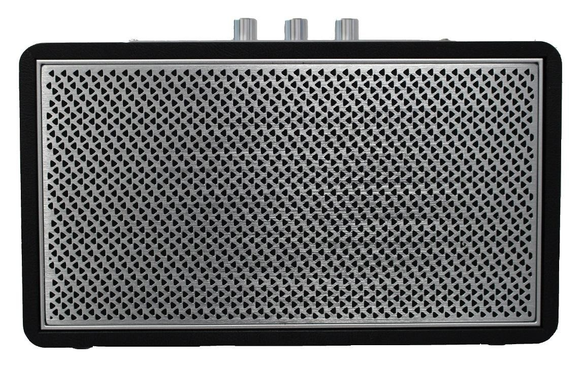 Blaupunkt Bpsab A1 Wireless Bluetooth Speaker Amp Style Adjustable Tone Controls Electrical Deals