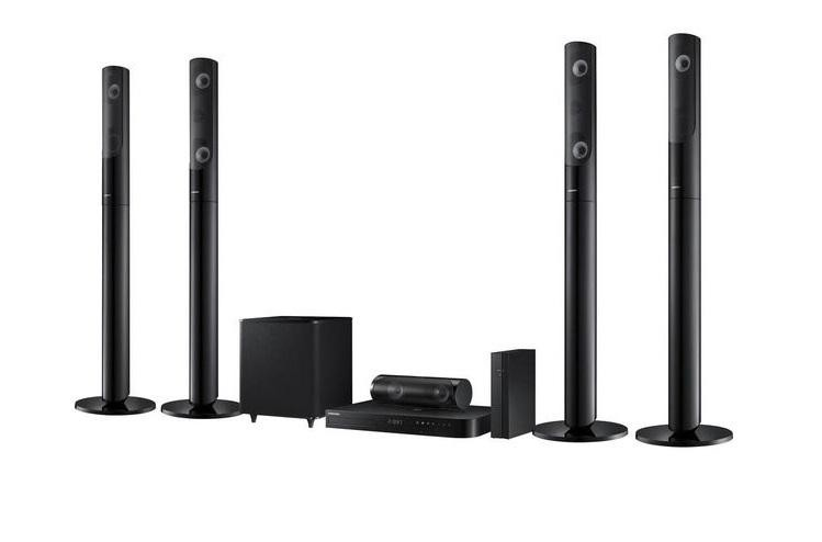 Samsung HT-J5550W 5.1 Smart 3D Blu-ray & DVD Home Cinema Sys