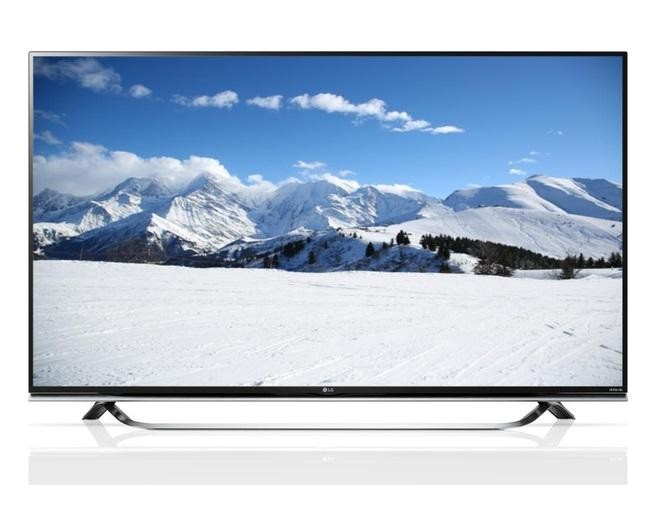 2ff21d963b25 LG 49UF850V 49 Inch 3D SMART 4K Ultra HD LED TV Built In Freeview HD WiFi  Black | Electrical Deals