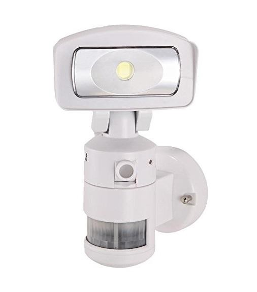 Nightwatcher Nw720w Led Robotic Home Security Light 720p
