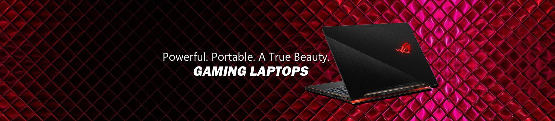 Refurbished Gaming Laptops from only £446.99